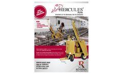 Hercules Arm for Sows - Brochure