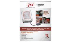 Model ISS - Intelligent Automatic Heat Lamp Control System - Datasheet