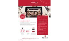 smaRt - Automatic Pig-Counting System - Brochure