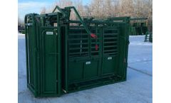Morand - Bison Squeeze Chute