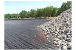 Geogrids for Foundation Treatment - Soil and Groundwater - Geotechnical