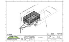Countryman - Galvanised, Utility Box Trailer Brochure