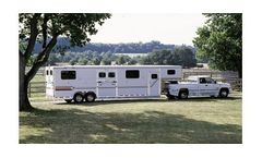 Classic Competitor - - Straight-Load Trailers