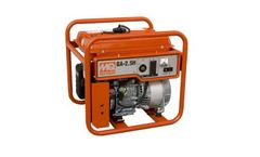 Multiquip - Model GA25H - Portable Generator