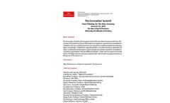 Innovation - Fresh Thinking For The Ideas Economy Programme Brochure (PDF 67.0 KB)