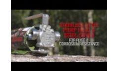 Red Lion Camouflage Multi-Purpose Pump (MPFV12CAMO) Video