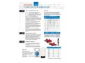 Premium - Model RJS-XX-PREM Series - Cast Iron Shallow Well Jet Pump Brochure