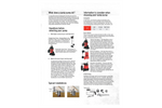 Red Lion - Thermoplastic Sump Pumps Brochure