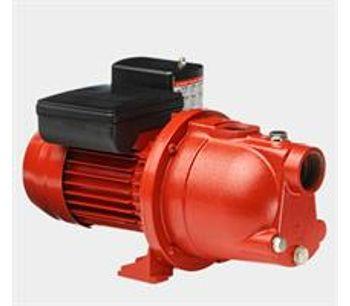Red Lion - Model RL-SWJ Series - Cast Iron Shallow Well Jet Pumps