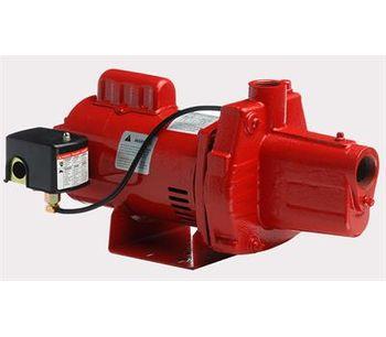 Premium - Model RJS-XX-PREM Series - Cast Iron Shallow Well Jet Pump