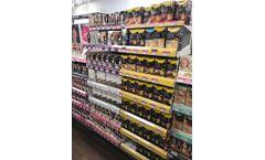 Shelf Liner for Superdrug