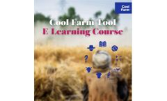 Free E-Learning Course on the Cool Farm Tool