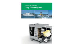 Nauticlean - Exhaust Abatement Systems for Ships Datasheet