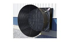 Chore-Time- ENDURA - Model 57-Inch  - High-Performance Corrosion-Resistant Fan