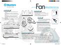 Munters Fan Maintenance Sheet