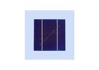 156 Multi-Crysyalline Silicon Solar Cell 2 Bus Bar