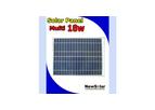 Multi-Crysyalline Silicon SolarModule