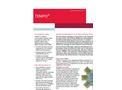 Flexible Environmental Regulatory Data Management System -TEMPO - Brochure