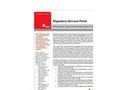 Regulatory Services Portal - Brochure