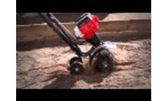 The TB225 gas cultivator | How to set up your 2-cycle cultivator- Video