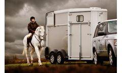 Model HB511 - Horsebox Trailer