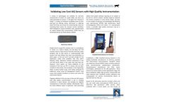 Validating Low Cost IAQ Sensors with High Quality Instrumentation - Applications Note