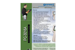GrayWolf - Model PC-3016A - 6-Channel Particle Counter - Datasheet