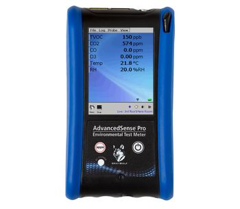 GrayWolf - Advanced Indoor Air Quality (IAQ) Meters and Monitors