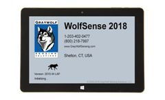WolfSense - Version LAP - Displaying Measurements & Data Logging Software