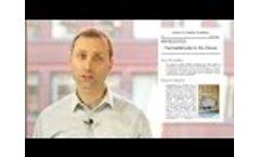 Formaldehyde in Flooring - Video