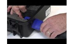 DSII Probe Installation into Security Case - Video