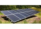 Domestic Solar Photovoltaic Panels