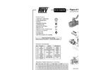 Model 92SSC - Combination Strainer Brochure