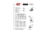 Model 1380E - PVC Ball Valve Brochure