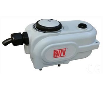 RWV - Model Sloop2 - Electric Actuator