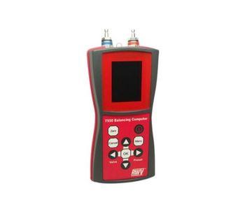RWV - Model T550RWV - Digital Differential Pressure Manometer