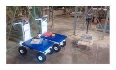Mosdal - Smart Scale Cart