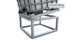 FrankBerg - IBC container tilter