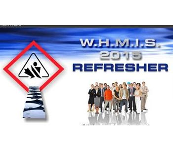 WHMIS 2015 Refresher Training for Workers