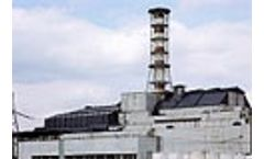 Clean-up continues at Chernobyl, 22 years on
