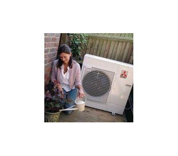 Air Source Heat Pumps