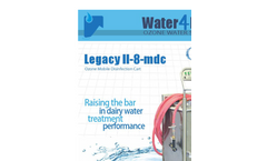 FarmWater - Mobile Disinfection Cart (MDC) Brochure