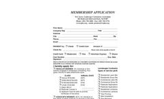 NJ Landscape - NJLCA Membership Form