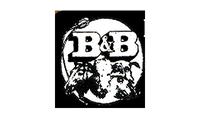 B & B Livestock Supply and Trailers.