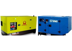 SDMO and Pramac - Self Contained Off-Grid Generators