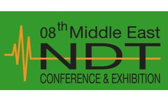 8th Middle East Nondestructive Testing Conference 2022