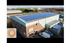 Rooftop Solar: New County Glazing Video