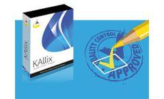 KAllix - Quality Control Software