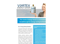 Vortex Energy Saver - Domestic Heating Systems - Flyer