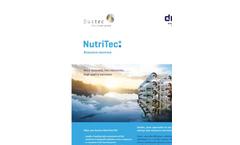 NutriTec - Model N - Resource Recovery - Brochure